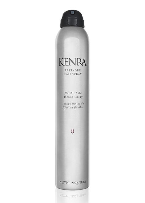 Kenra Fast Dry Hairspray 8