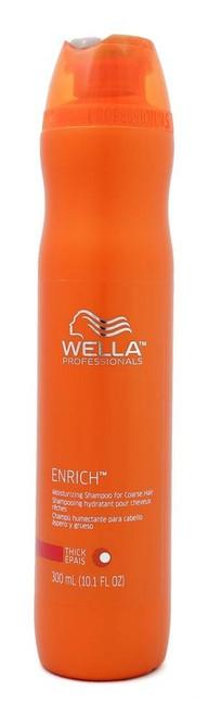 Wella Enrich Moisturizing Shampoo for Coarse Hair