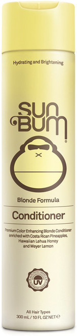Sun Bum Premium Color Enhancing Blonde Conditioner