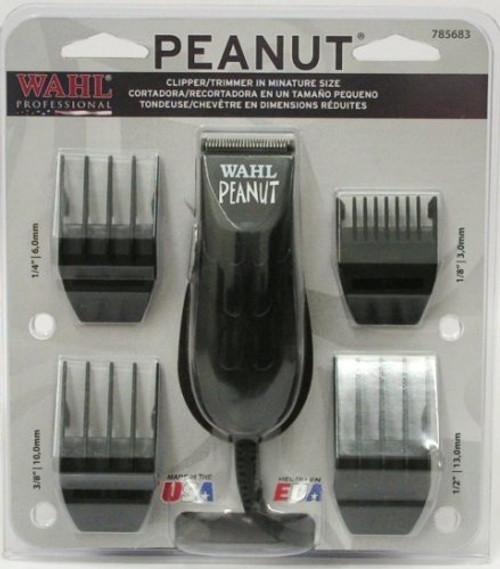 Wahl Peanut Trimmer in Black
