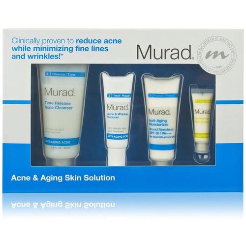 Murad Anti Aging Acne kit