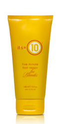 It's A 10 Miracle 5 Minute Hair Repair For Blondes