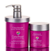 ColorProof CrazySmooth Anti-Frizz Treatment Mask