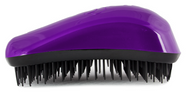 Dessata Mini Detangling Brush in Purple