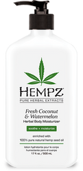 Hempz Fresh Coconut and Watermelon Herbal Body Moisturizer