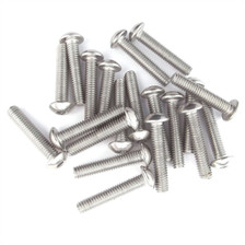 Stainless Steel Domehead / Buttonhead Screws