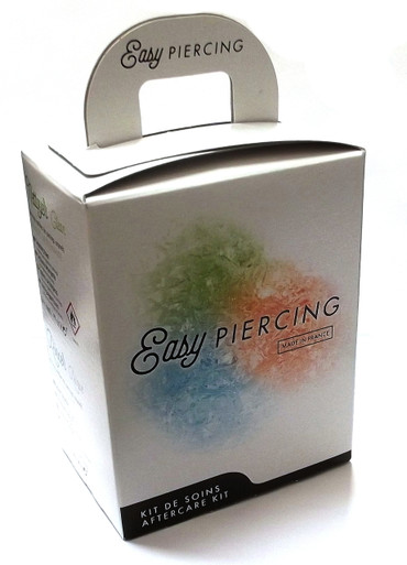 Easypiercing Piercing Total Aftercare Kit