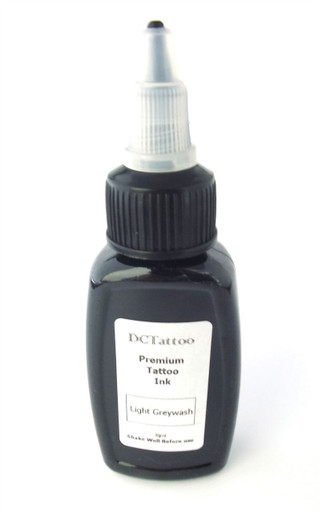 Light Greywash Graywash Tattoo Shading Ink