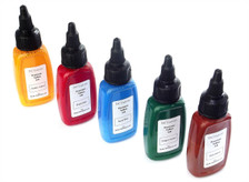 DCtattoo - Traditional Colour Tattoo Ink Set