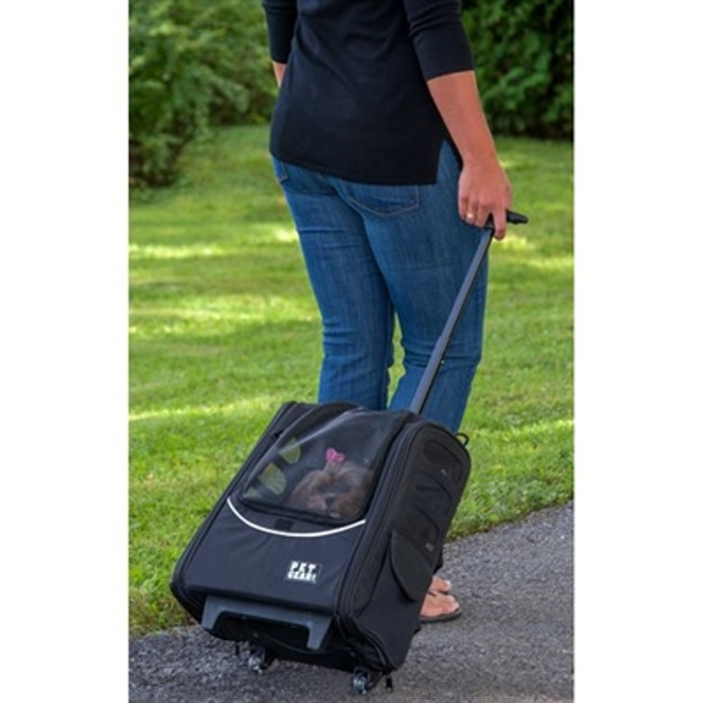 Copper Escort Dog Roller-Backpack