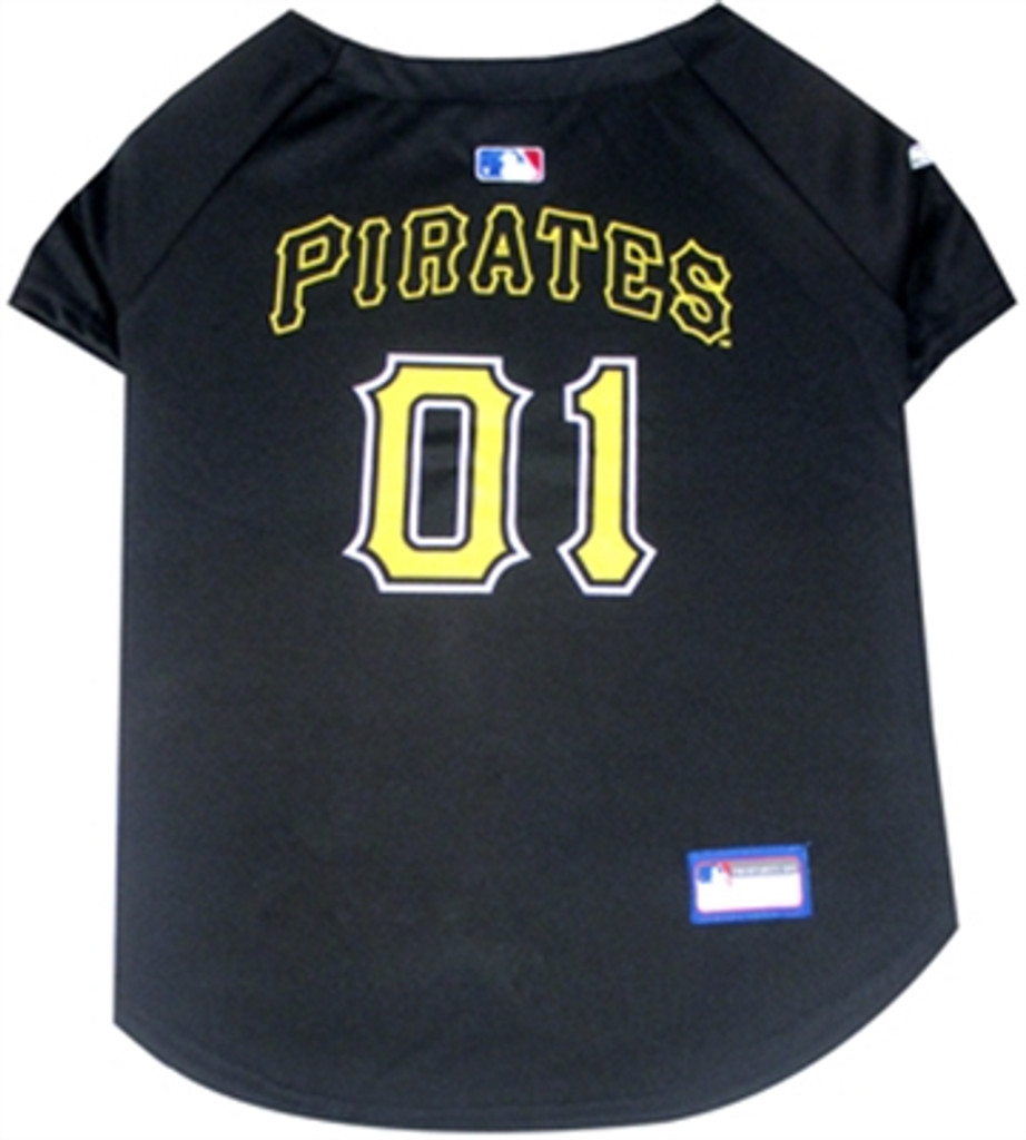 Pittsburg Pirates Dog Jersey