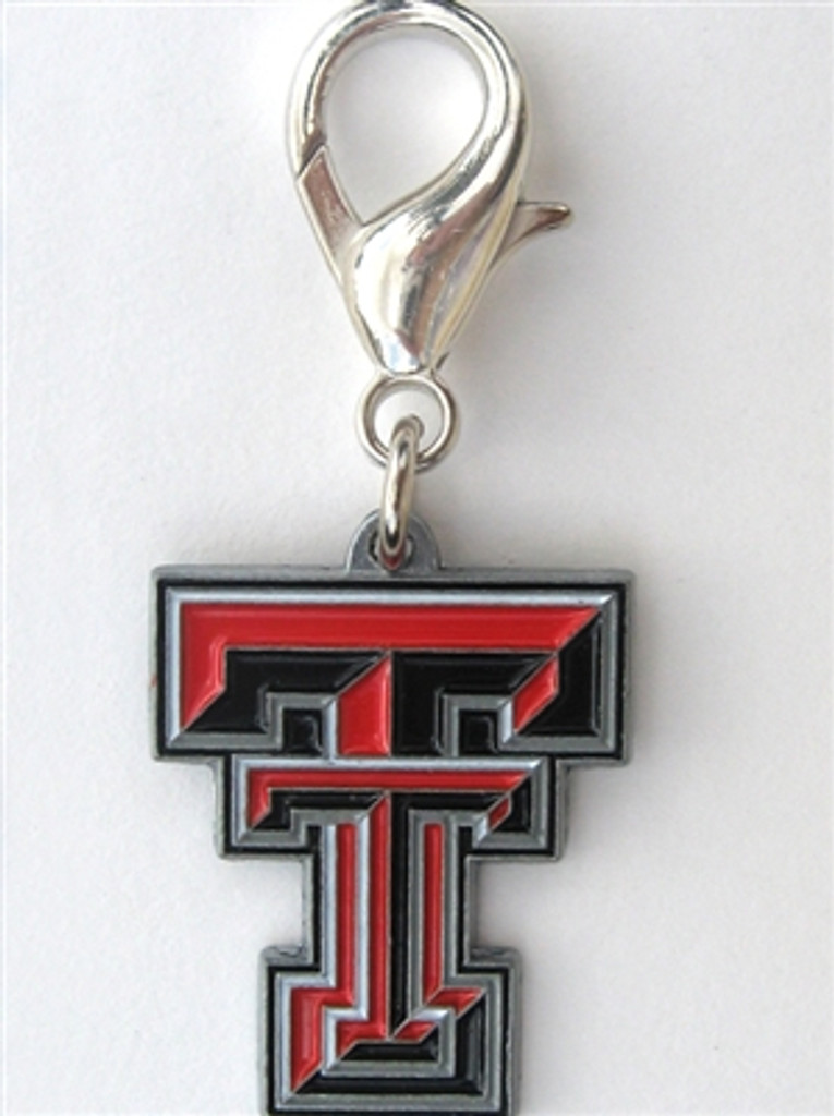 NCAA Licensed Team Charm - Texas Tech Raiders