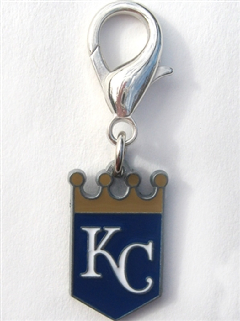 MLB™ Licensed Kansas City Royals Logo Collar Charm
