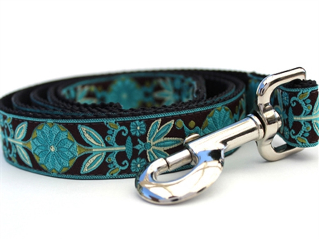Boho Peacock Collection - Step In Harnesses All Metal Buckles