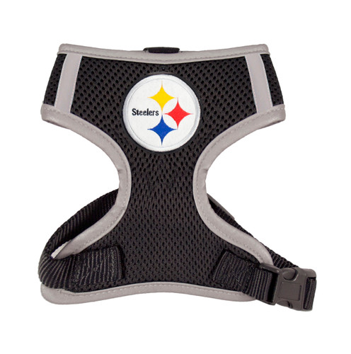 NFL Pittsburgh Steelers Dog Harness Vest