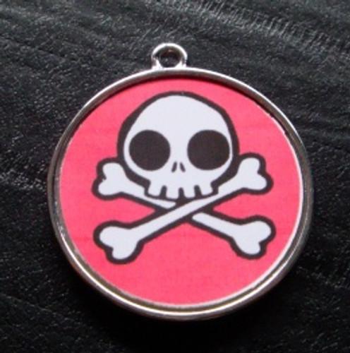 Boy Skulls no.3 Pet ID Tag