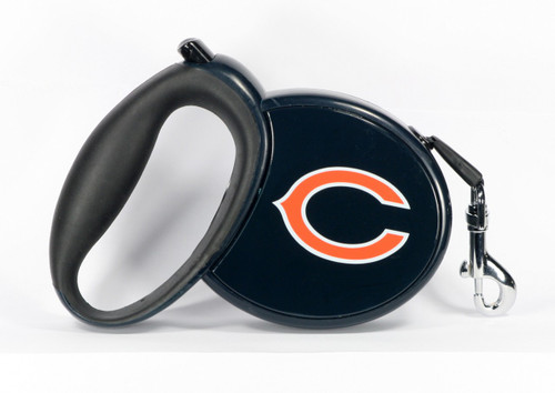 Bears NFL Retractable Pet Leash