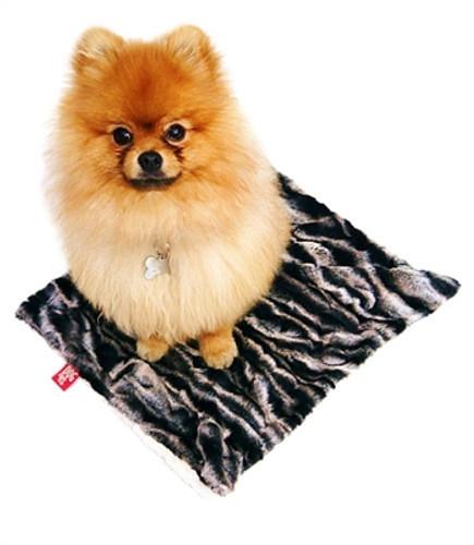 Lava Flow Minkie Binkie Blanket