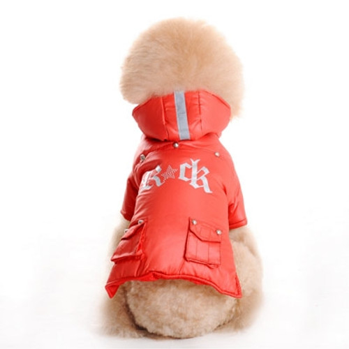 Red Rock Star Parka