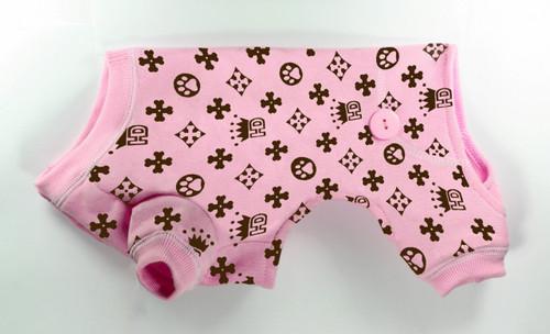 HD Crown Longjohns - Pink