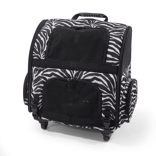 Zebra RC2000 Roller-Carrier for Pets up to 20 lbs.