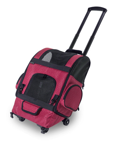 Red Geometric RC1000 Roller-Carrier