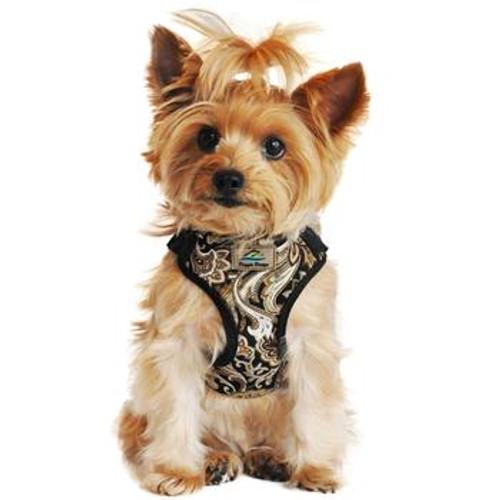 Wrap and Snap Choke Free Dog Harness - Island Tan