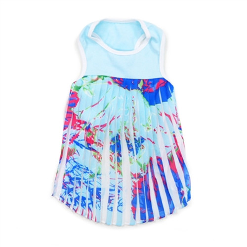PP Hawaii Pleated Dress