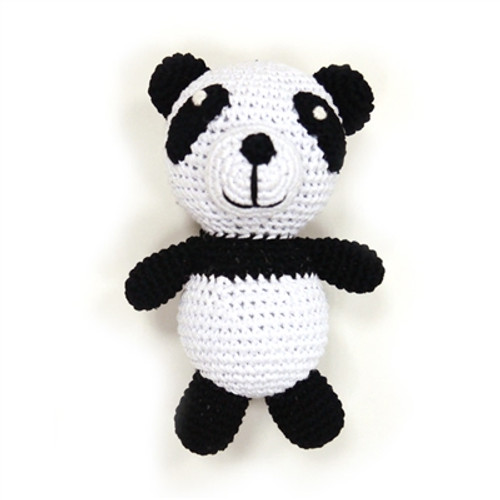 PAWer Squeaky Toy- Panda