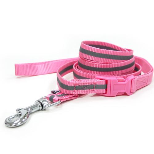 SnapGo Leash Pink