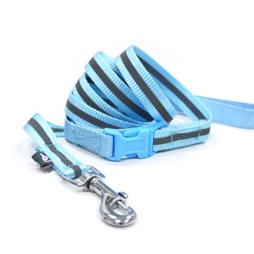 SnapGo Leash Blue