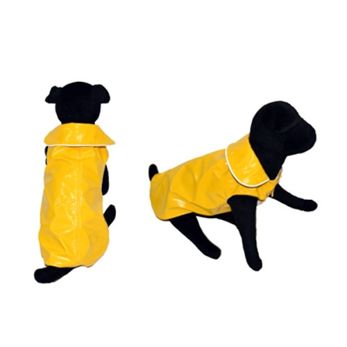 The Wrapper Slicker-Yellow