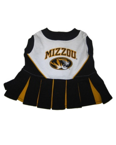 Missouri Tigers - Cheerleader Dog Dress