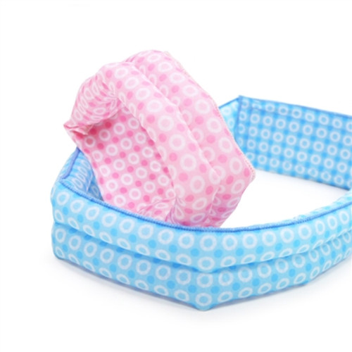 iCool Scarf Dots - Blue