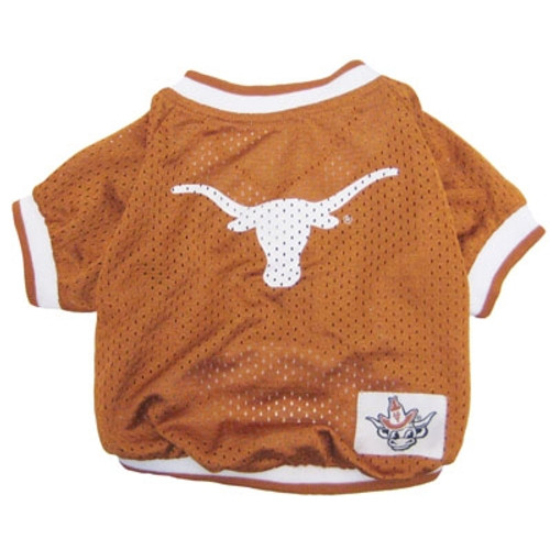 Texas Longhorns - Dog Jersey