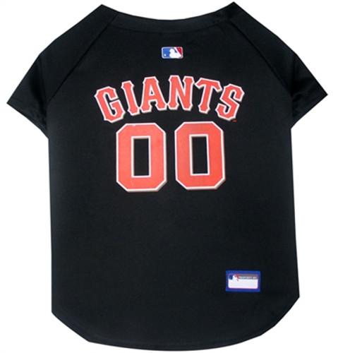 San Francisco Giants Dog Jersey