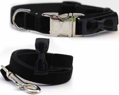 Bowtie Collection - Black All Metal Buckles