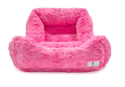 Bella Bed - Fuchsia