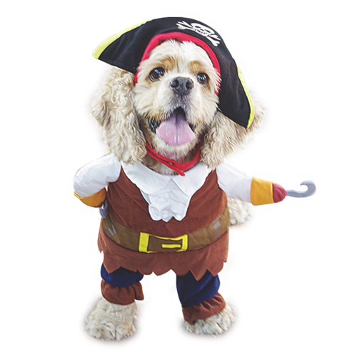 Pirates of the Caribbean Pet Dog Costume