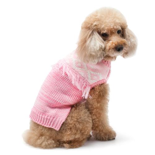 Boho Fringe Sweater