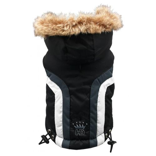 Swiss Ski Jacket - Black