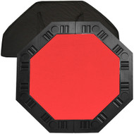 8 PLAYER OCTAGONAL POKER TABLE TOP - CHOOSE COLOR!