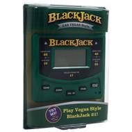 Electronic Handheld Las Vegas Style Blackjack Game