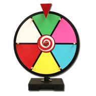 Deluxe 12 Inch Dry Erase Prize Wheel - Choose Type!
