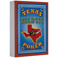 Texas Holdem Poker Playing Cards - 1 Deck