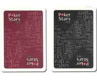 Copag Poker Stars 100% Plastic Playing Cards - 2 Decks