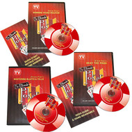 ULTIMATE POKER DVD COLLECTION - 3 DVD SET