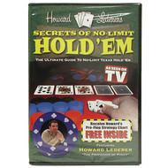 HOWARD LEDERER'S SECRETS OF NO-LIMIT HOLD'EM DVD
