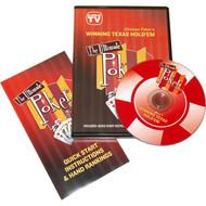 Winning Texas Holdem Instructional DVD