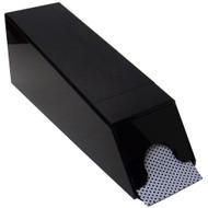 8-DECK Black Casino Security Pro Dealer Shoe - Top Quality